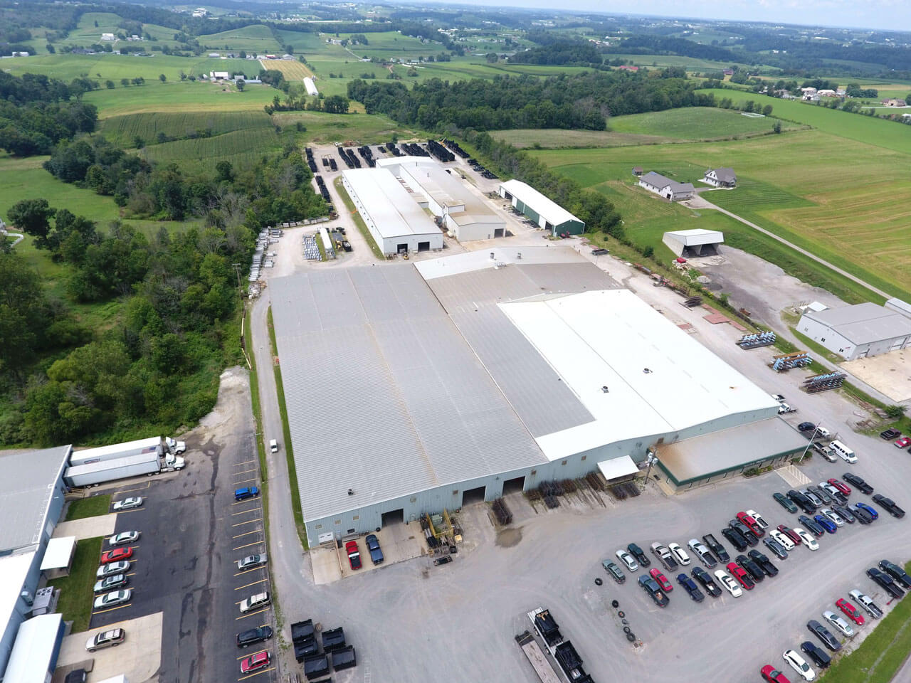 Galion aerial shot