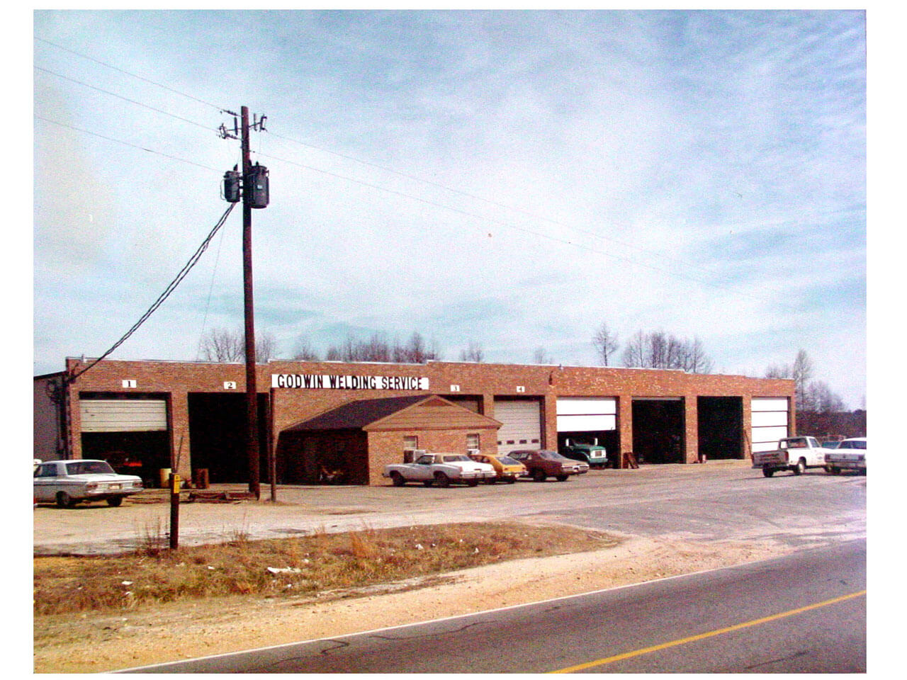 A photo of Godwin Welding Service
