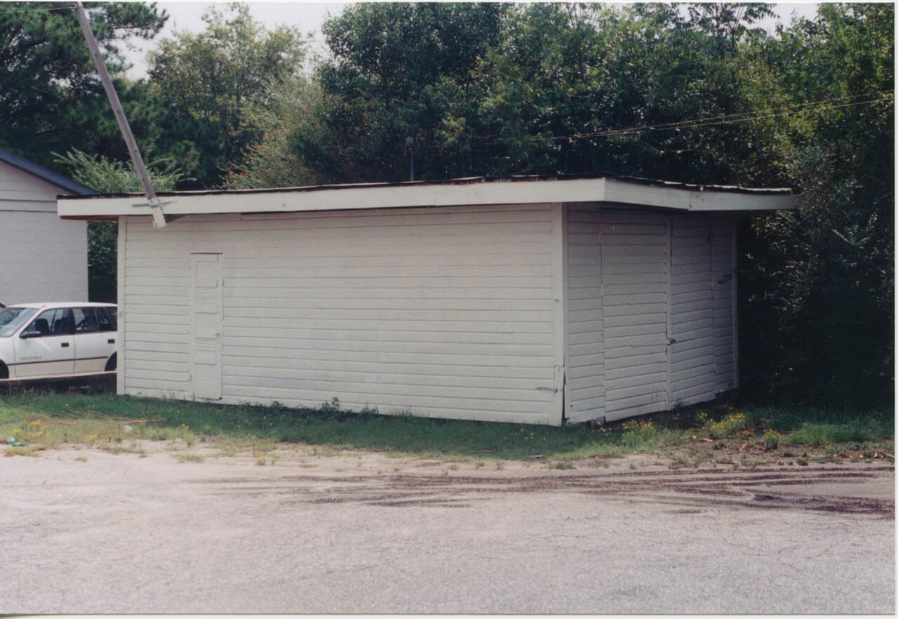 Godwin first garage