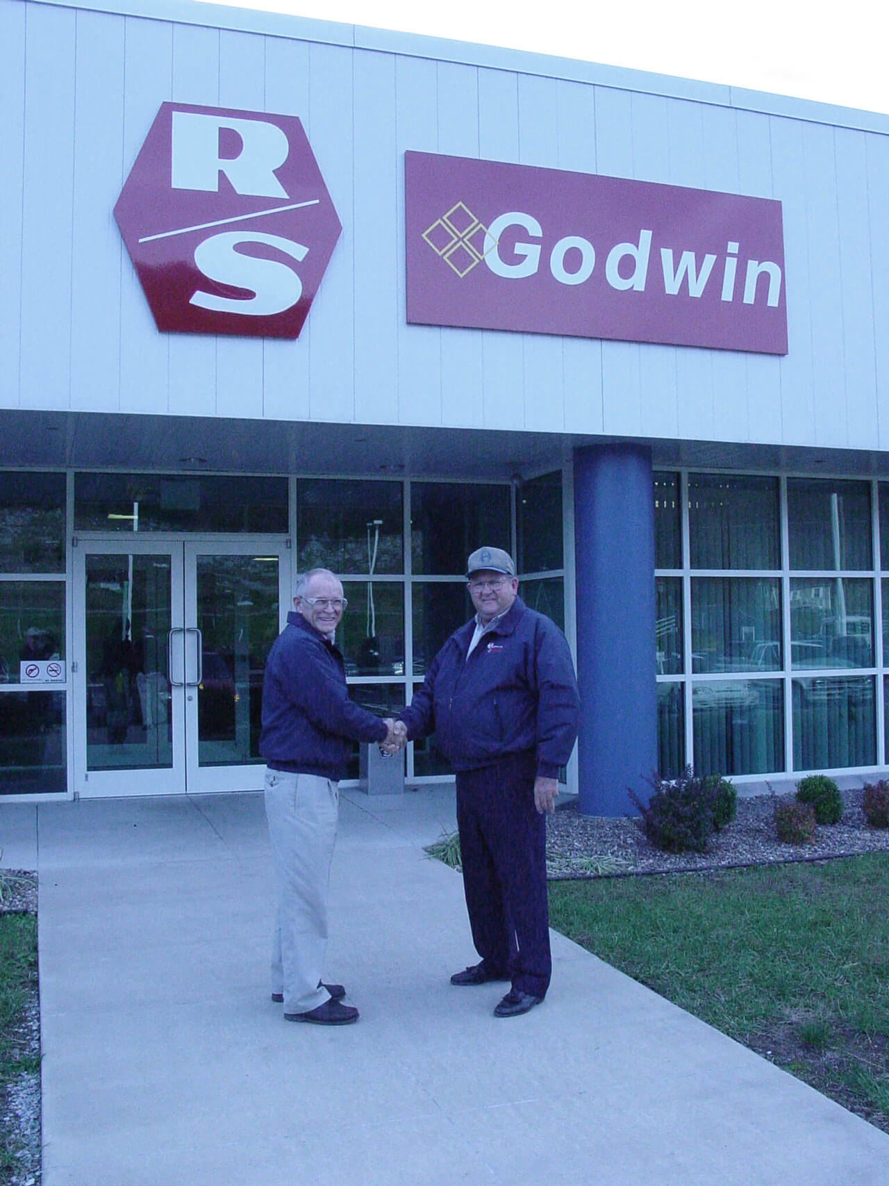 Pat Godwin Purchases RS